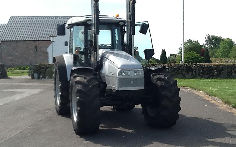 Brugte maskiner - Lamborghini traktor
